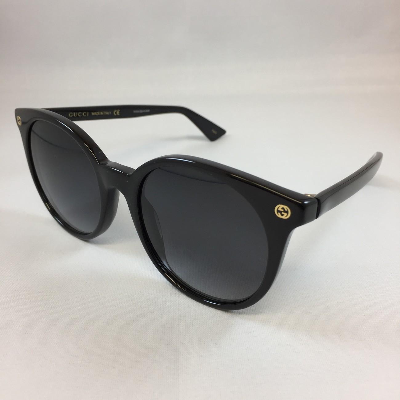 Gucci GG0091S 001 black