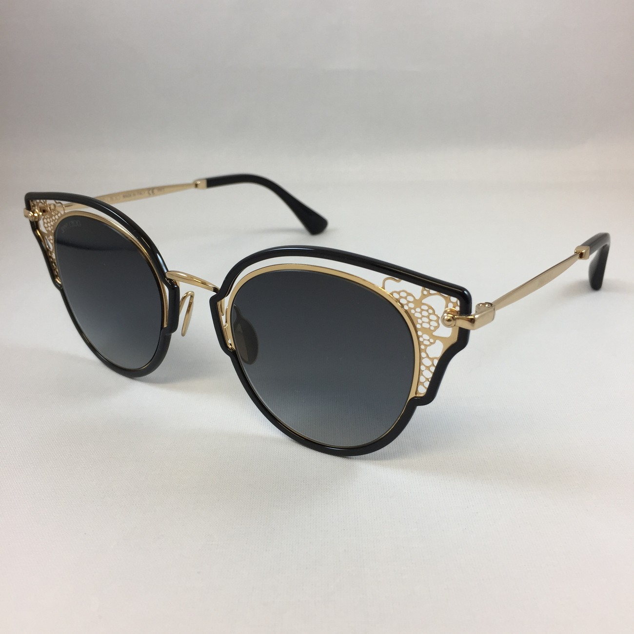 Jimmy Choo Dhelia/S 2M2 black gold