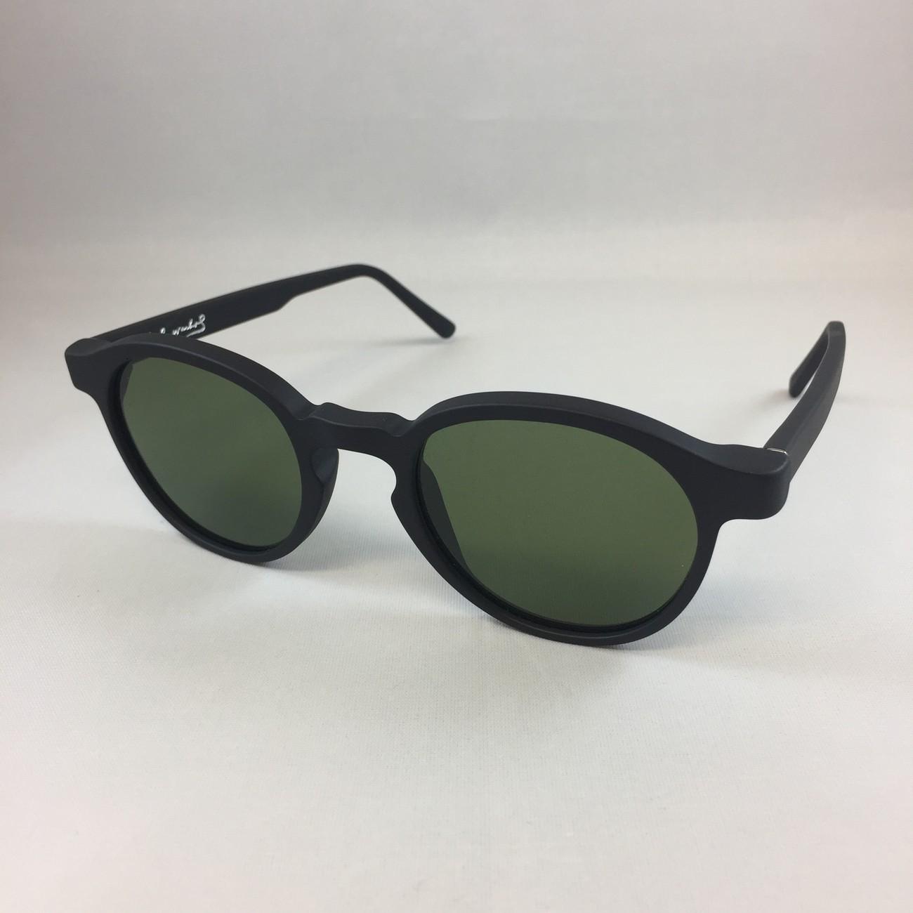 c619f0b99e SUPER   Andy Warhol The Iconic Series Black Matte - Ottica Rapini ...